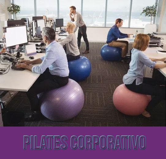 Pilates Corporativo