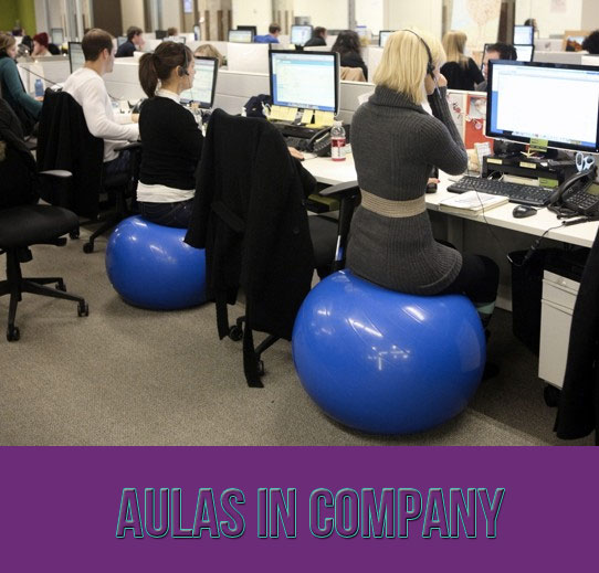 Aulas in company